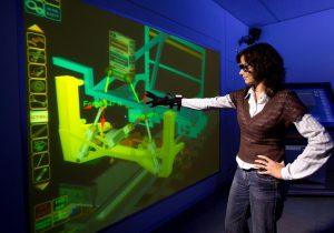 Realidad virtual soportada en modelos BIM para el diseño y gestión de carreteras y autopistas